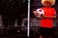 画像3: ADIDAS JRプラシャツ・パンツ (3)
