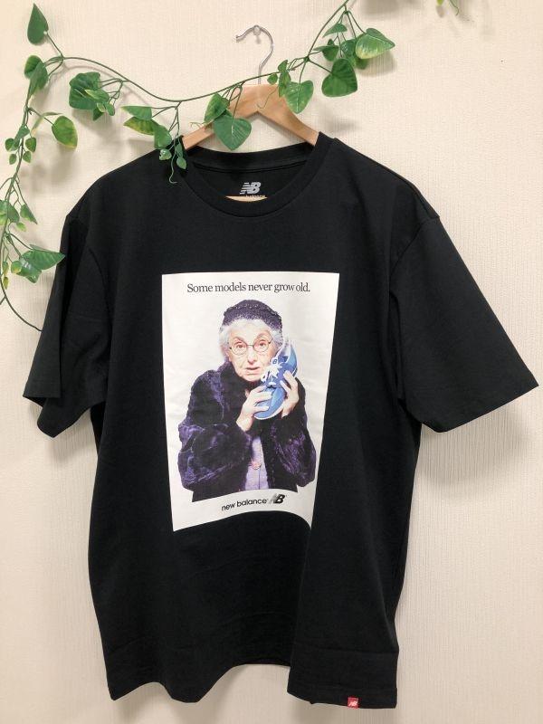 画像1: NEWBALANCE Tshirt